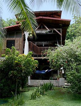 Casa Montezuma viewed from the east